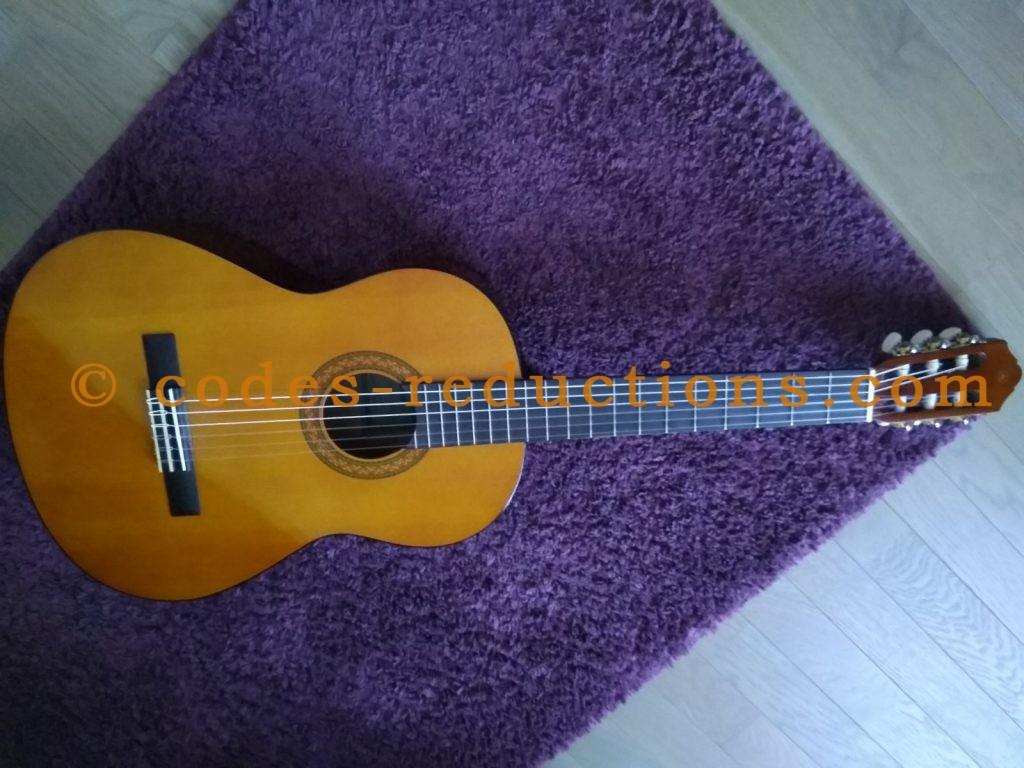 guitare Yamaha C40
