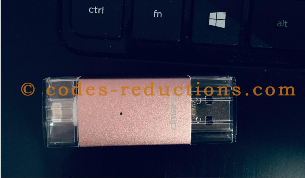 clé USB Omars 32 G pour Iphone