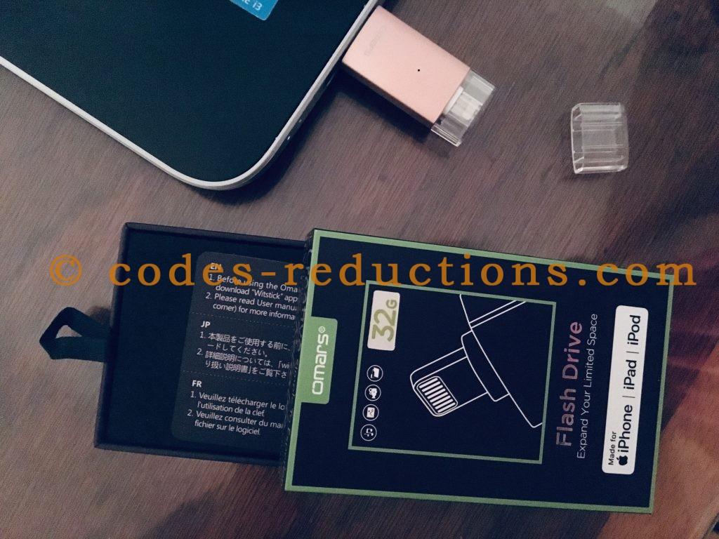 clé USB Omars 32 G pour Iphone 2 - 2