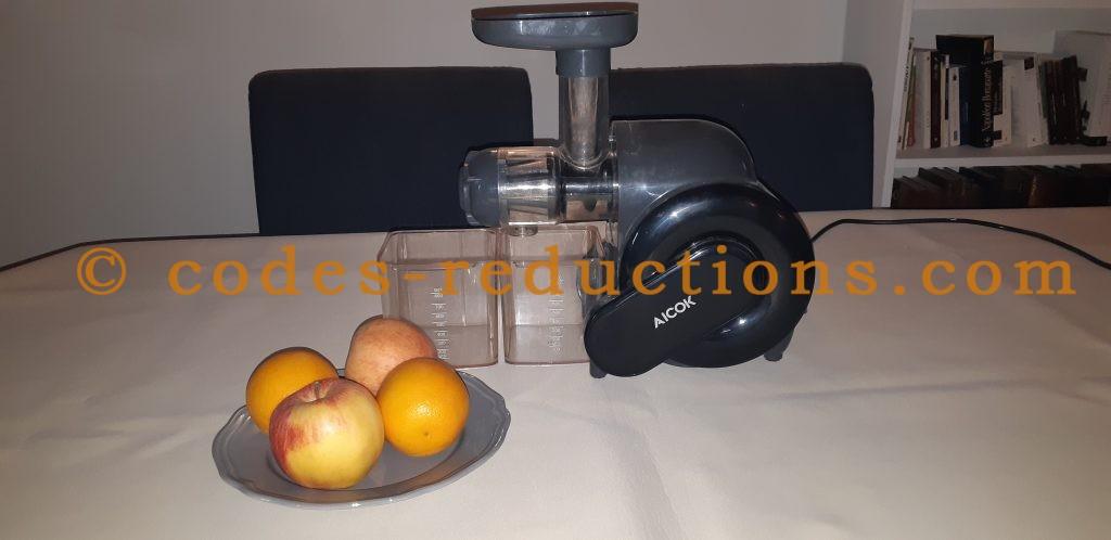 extracteur de jus Aicok