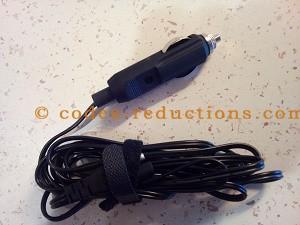 Test Mini compresseur digital 2
