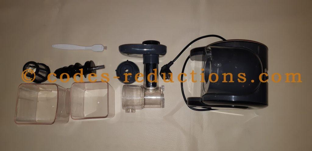 extracteur de jus Aicok 2