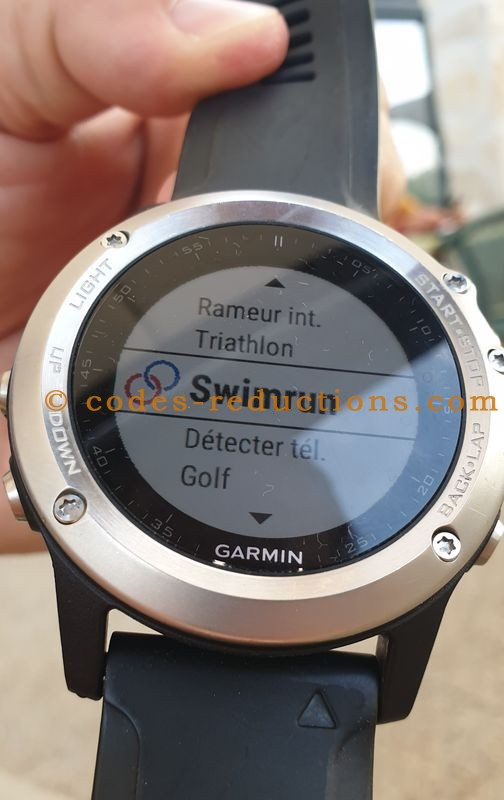 Garmin Fenix 3 HR 5