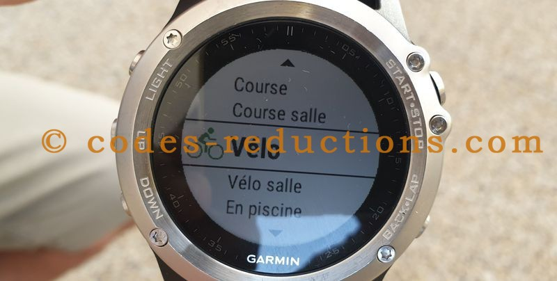 Garmin Fenix 3 HR 6